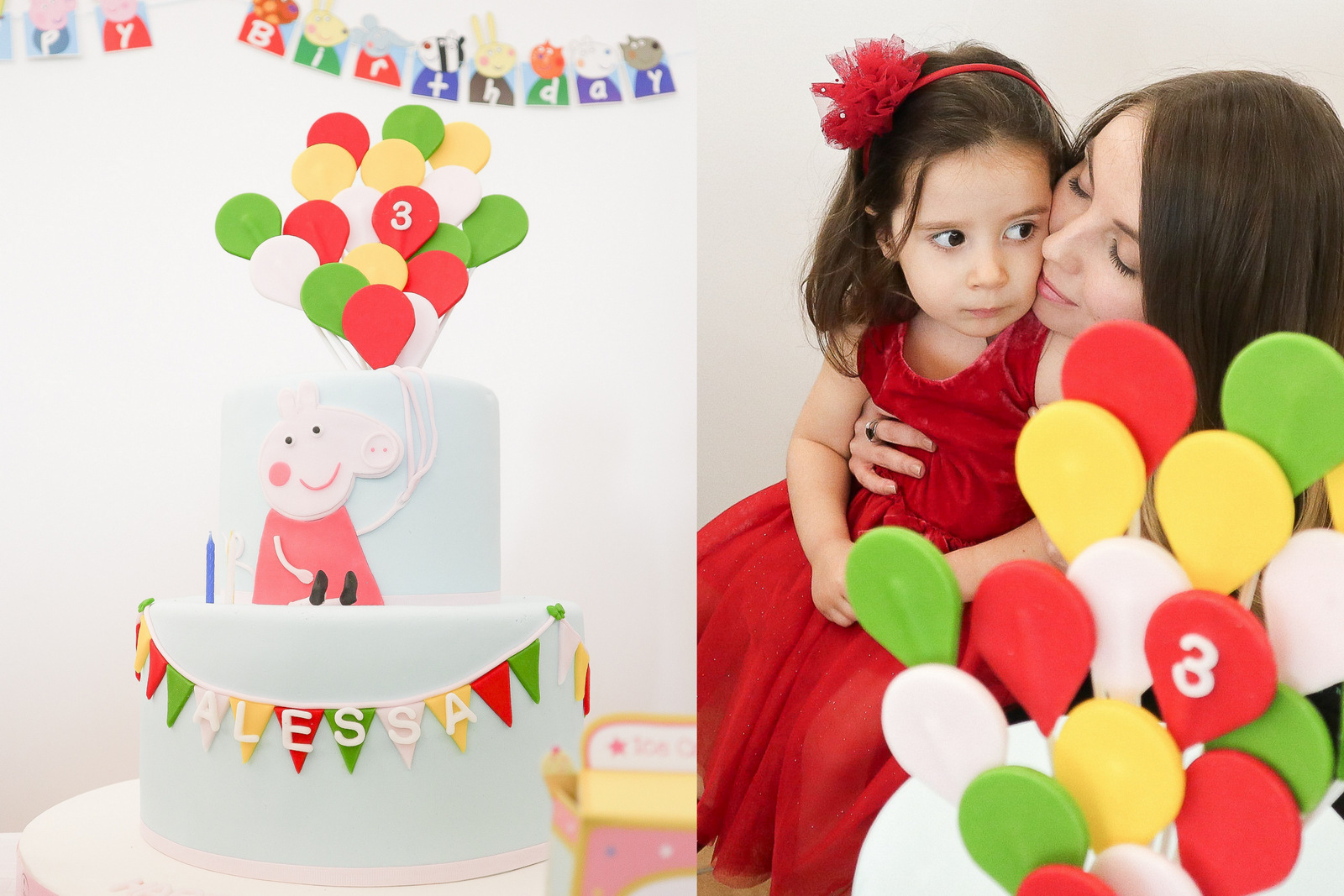 Protected: ALESSANDRA IS 3!